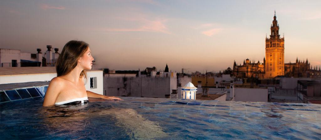 Baños Arabes En Sevilla | Como Son Los Banos Arabes De Aire De Sevilla El Blog De Aladinia