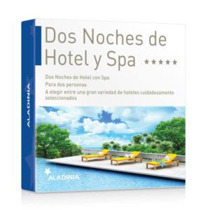 Pack Regalo Dos Noches de Hotel y Spa
