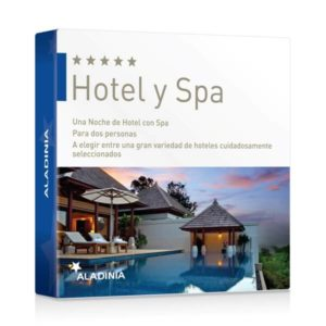 Pack Regalo Hotel y Spa para dos
