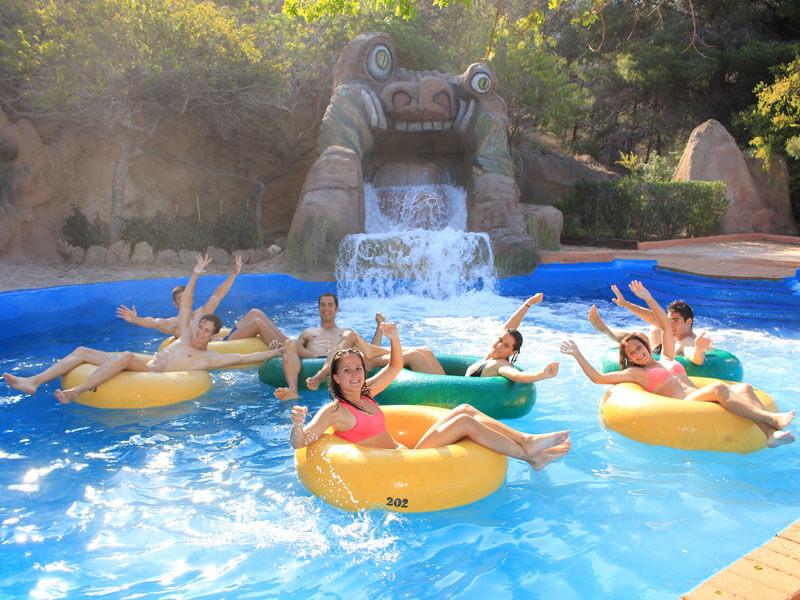 Parques temáticos en España: Aqualandia Alicante