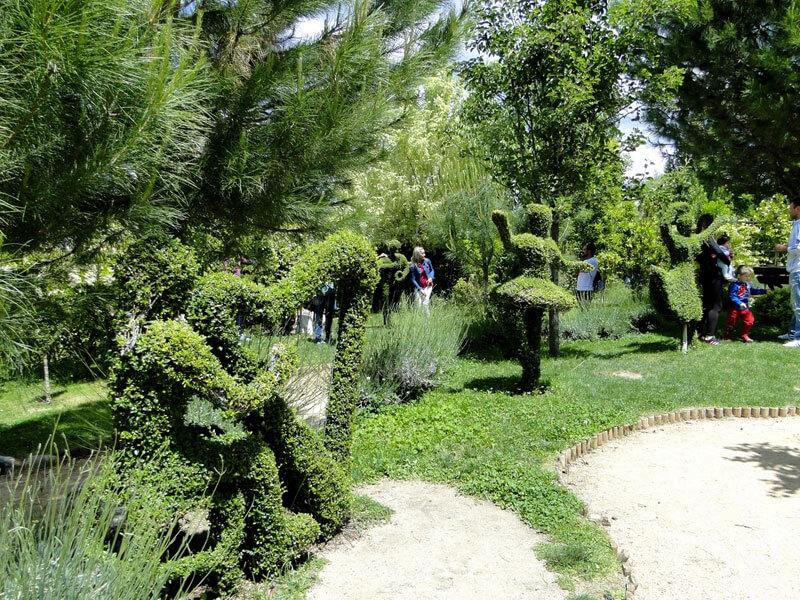 Parques temáticos España: El Bosque Encantado Madrid