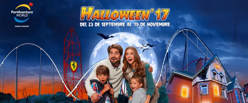 port aventura halloween 2017 fechas