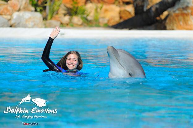 7 ideas de regalos originales para los 18 a os con los que - Banarse con delfines portugal ...