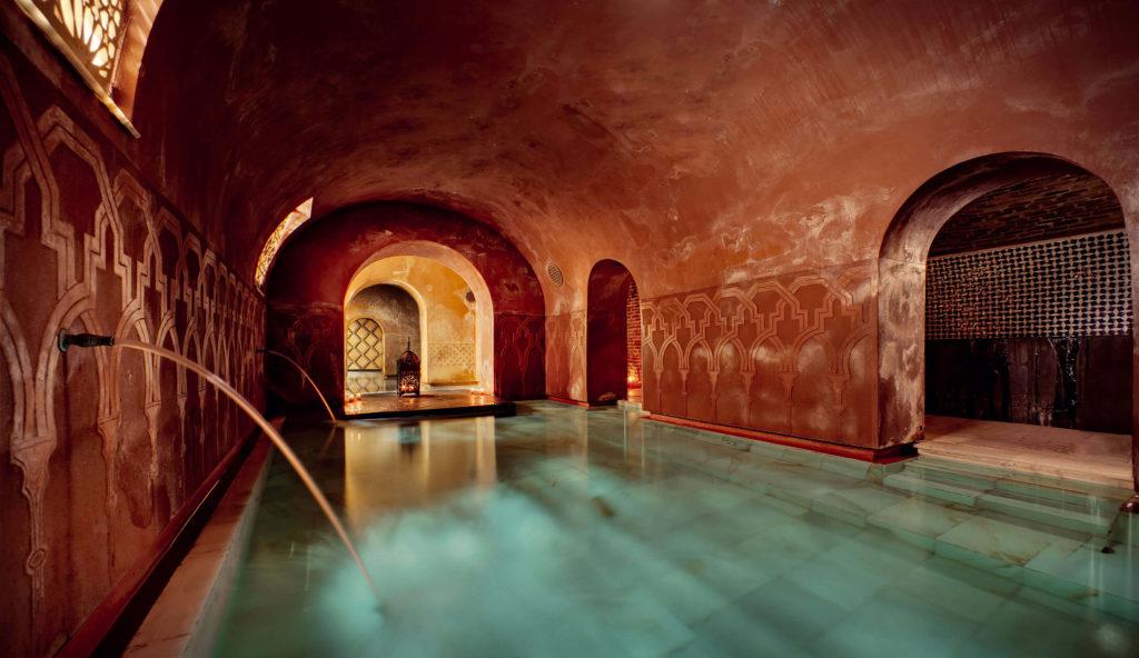 Los mejores spa de madrid con buenas opiniones el blog de aladinia - Banos arabes atocha ...