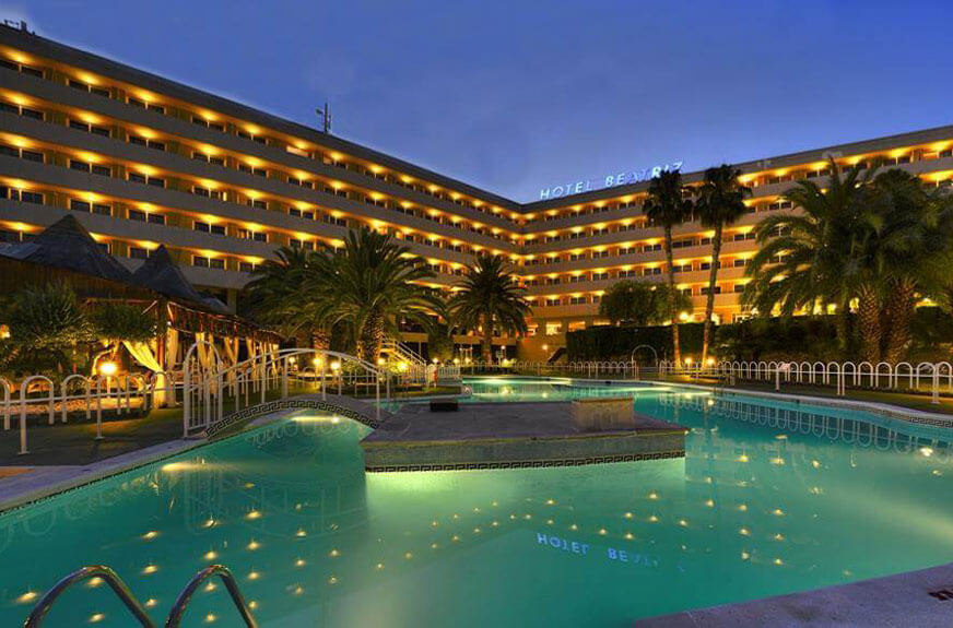 6 hoteles con spa cerca de madrid para un fin de semana de relax el blog de aladinia - Hoteles cerca casa campo madrid ...