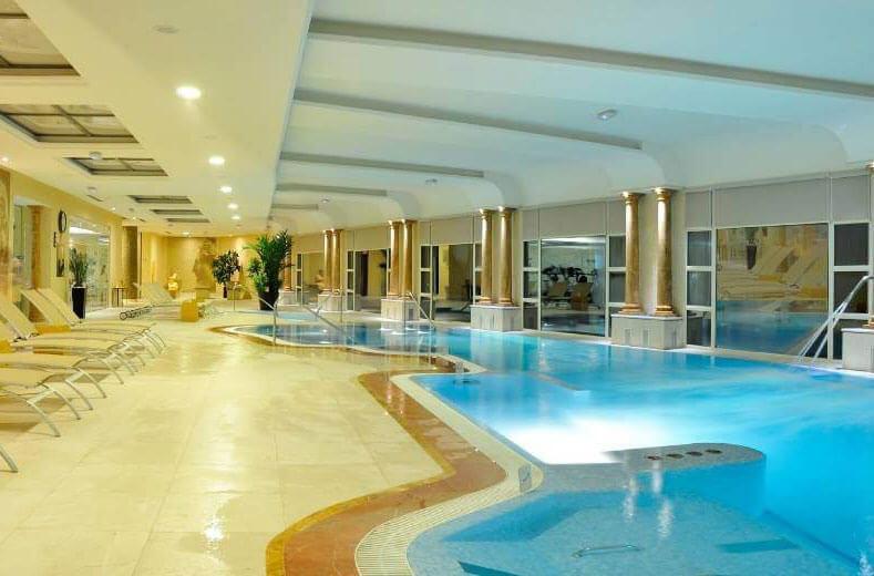6 hoteles con spa cerca de madrid para un fin de semana de - Hoteles cerca casa campo madrid ...