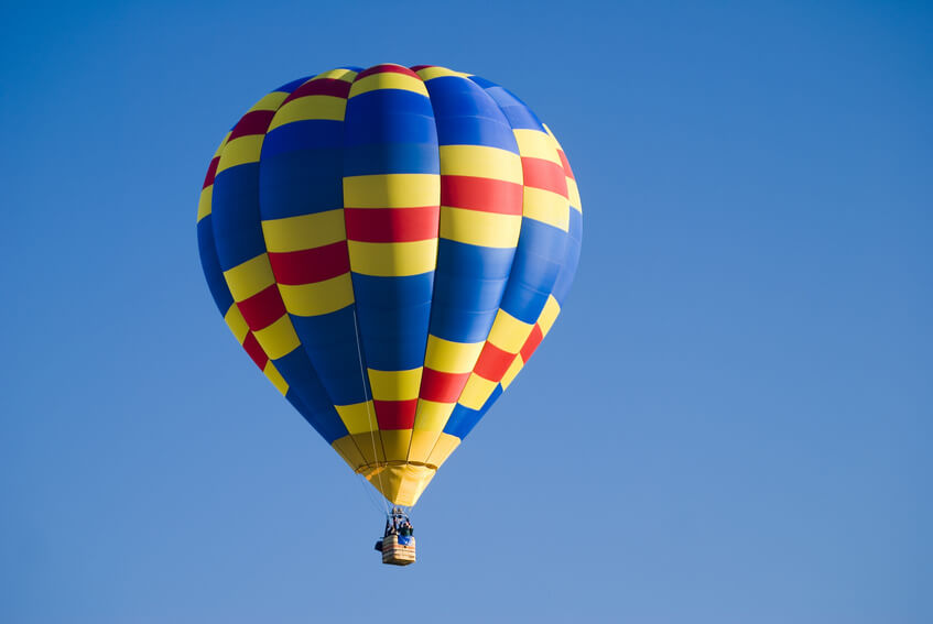 Gift Ideas for a Man: Balloon Flight