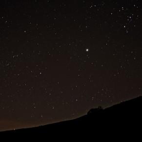 Ruta de las Estrellas desde el Teide (Tenerife)
