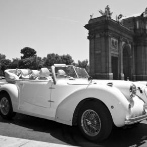 Conduce un Hurtan Albaycin (Madrid)