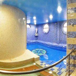 Escapada con Encanto: Hotel, Spa y Cena para dos 3* (Guadalajara)