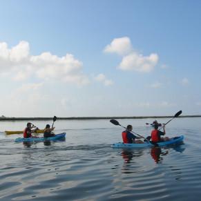 Excursión en Kayak para dos (Huelva)