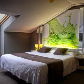 Fin de Semana Romántico con Spa y Cena en Hotel Muelle de Suances (Cantabria)