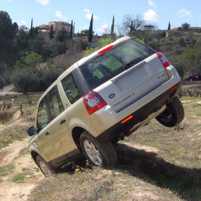 Curso de Conducción de 4x4 (Barcelona)