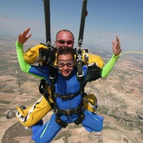 Salto en Paracaídas (Albacete)
