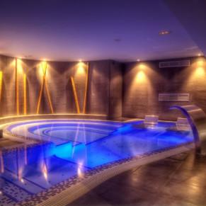 Circuito Spa y Masaje para Parejas en Hotel Muelle de Suances (Cantabria)