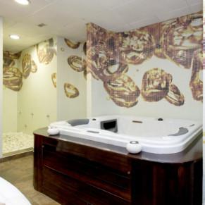 Spa Privado en Sala Vip para dos en Spaxión de El Corte Inglés Avenida de Francia (Valencia)