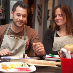 Curso de Cocina Japonesa y Sushi (Barcelona)