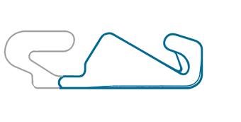 Circuit de Catalunya - Trazado Nacional